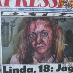 Victim of Muslim gang rape in Sweden