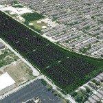 America's biggest solar plant in an urban city