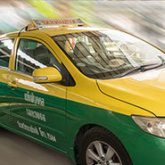 Top 10 tips on how to use taxis in Bangkok, Thailand