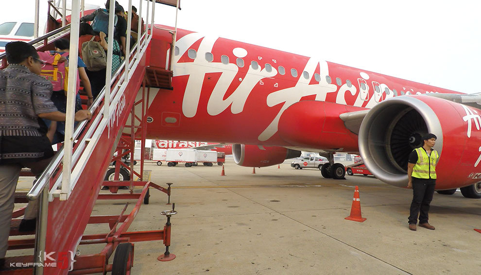 Air Asia in Thailand