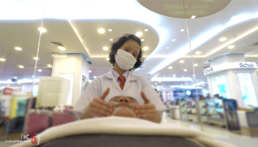 Facial therapy in Thailand