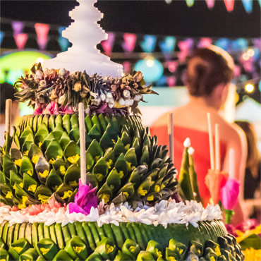 2016 Thailand Festivals & Holidays
