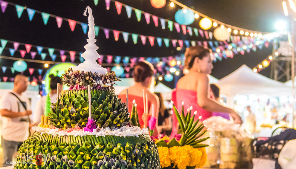 Thai festivals and holidays