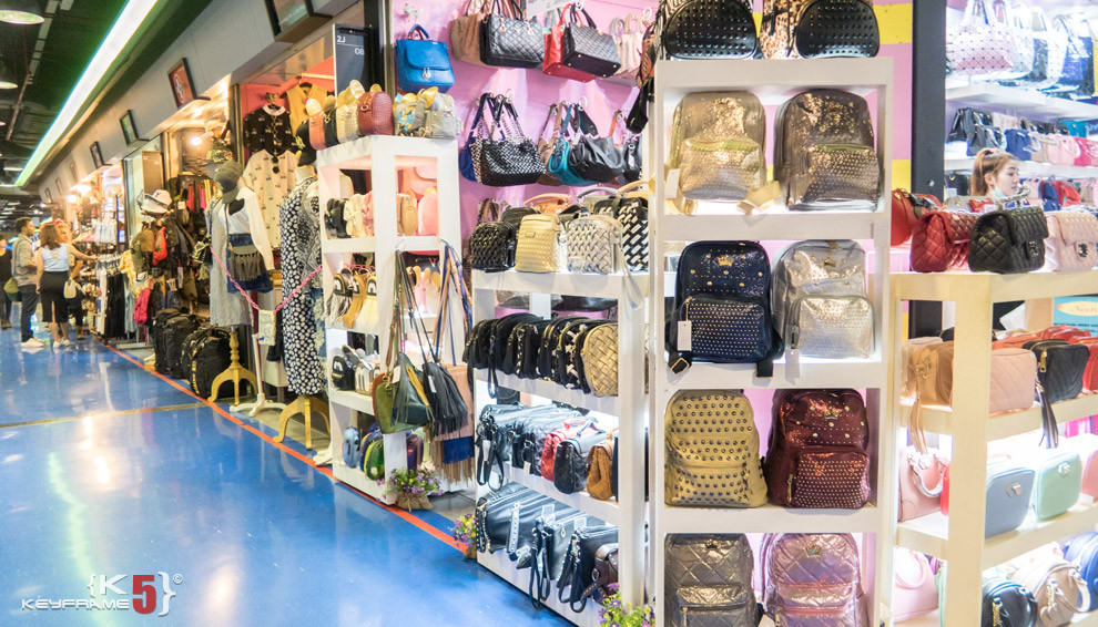 Bags and accessories, Bangkok Thailand