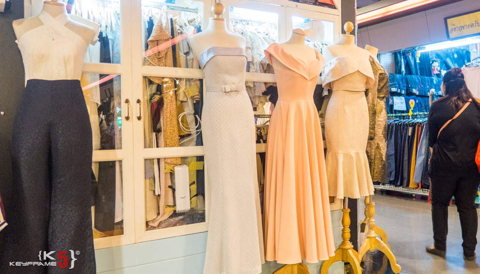 Women formal dresses, Bangkok Thailand