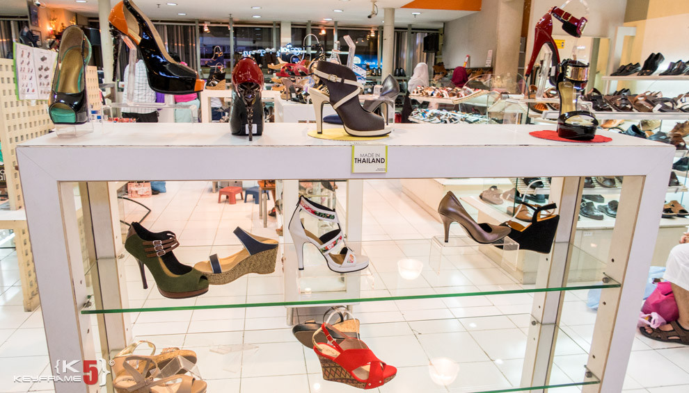 Women high heels made in Thailand