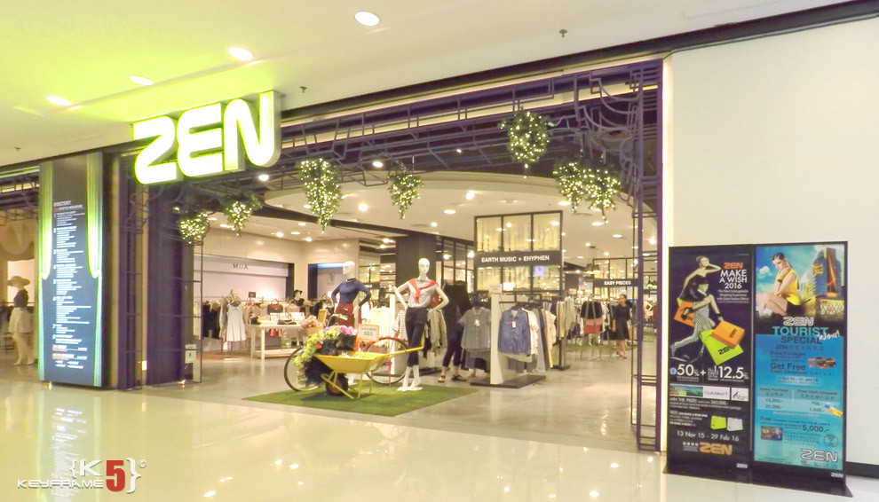 Zen department store at CentralWorld
