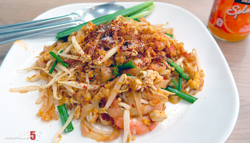 ฿50 THB - Shirmp pad thai