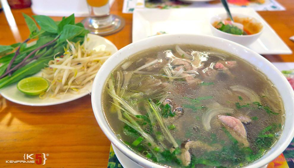฿240 THB - Vietnamese pho