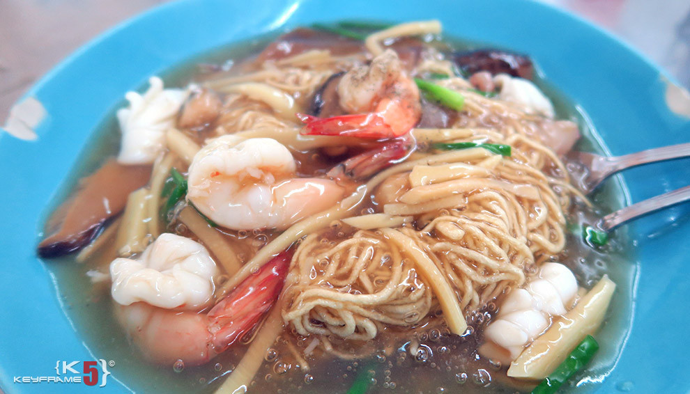 ฿60 THB - Chinese seafood