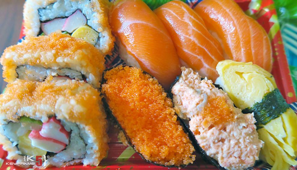 ฿99 THB - Sushi