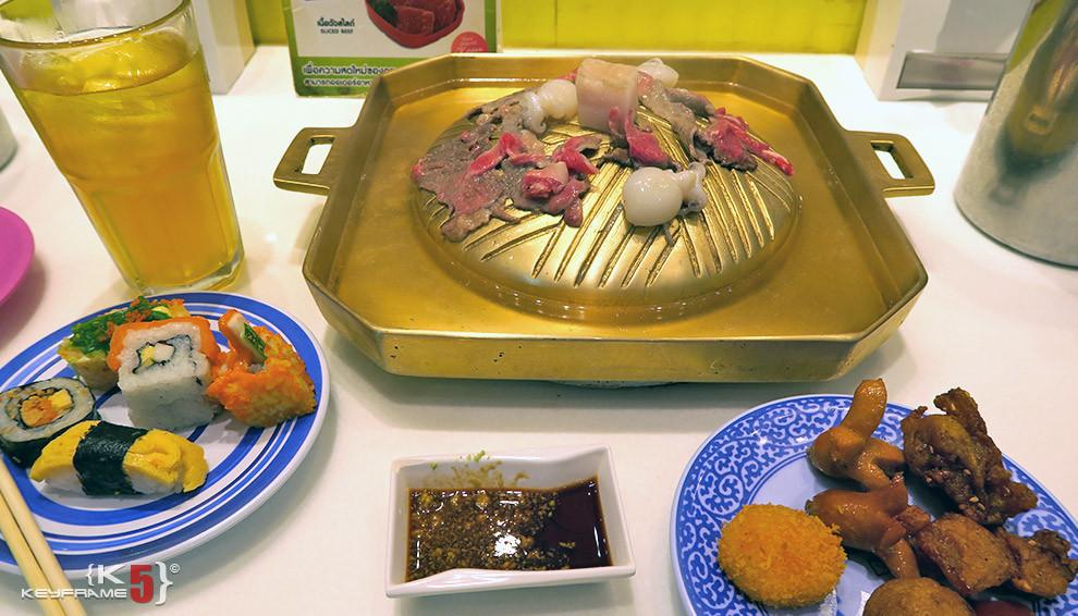 ฿300 THB - Hot pot buffet in Bangkok