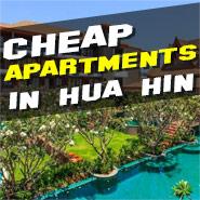 Cheap Apartment Hunting in Hua Hin, Thailand (long-term stay)