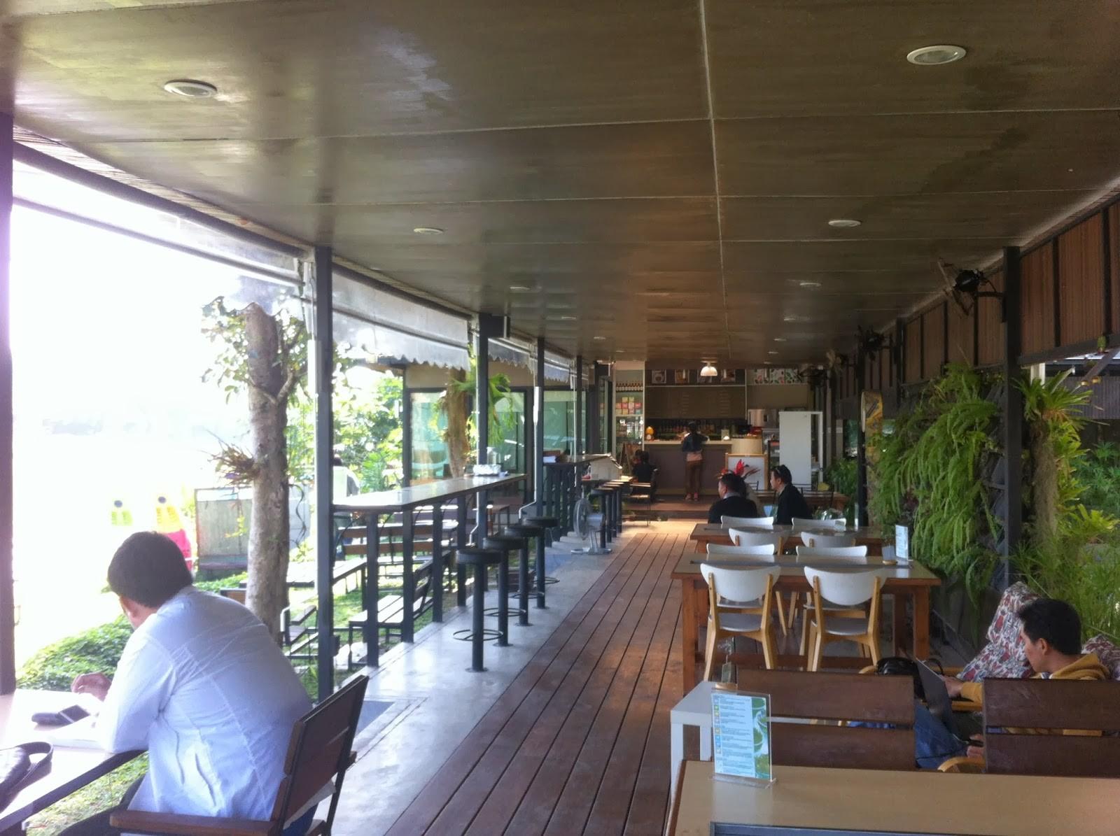 Coworking Cafe, Chiang Mai