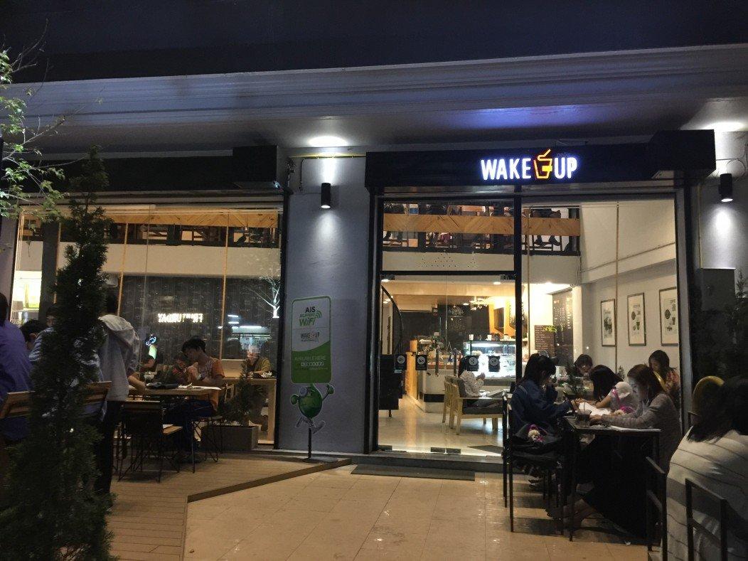 Wake Up Cafe, Chiang Mai