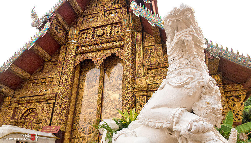 Beautiful Chiang Mai Temples