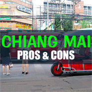 Living in Chiang Mai, Thailand: Pros and Cons
