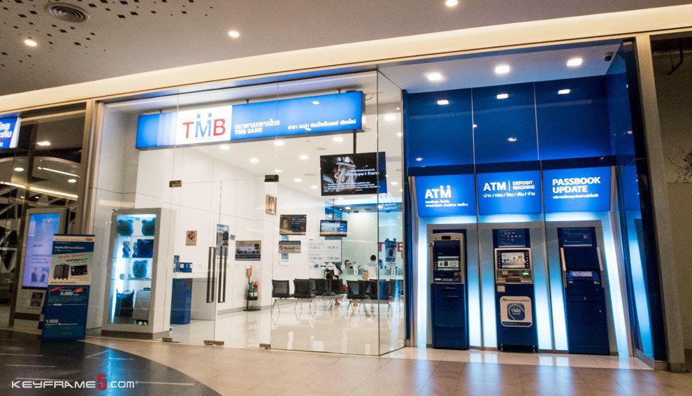 Open a Thai bank