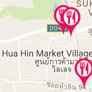 Best restaurants in Hua Hin, Thailand?
