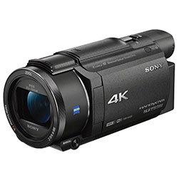 Sony AX53 Camera