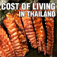 Cost of living in Hua Hin Thailand
