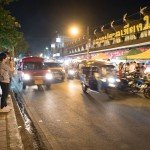 Saturday Night Market at Wua Lai Road, Chiang Mai