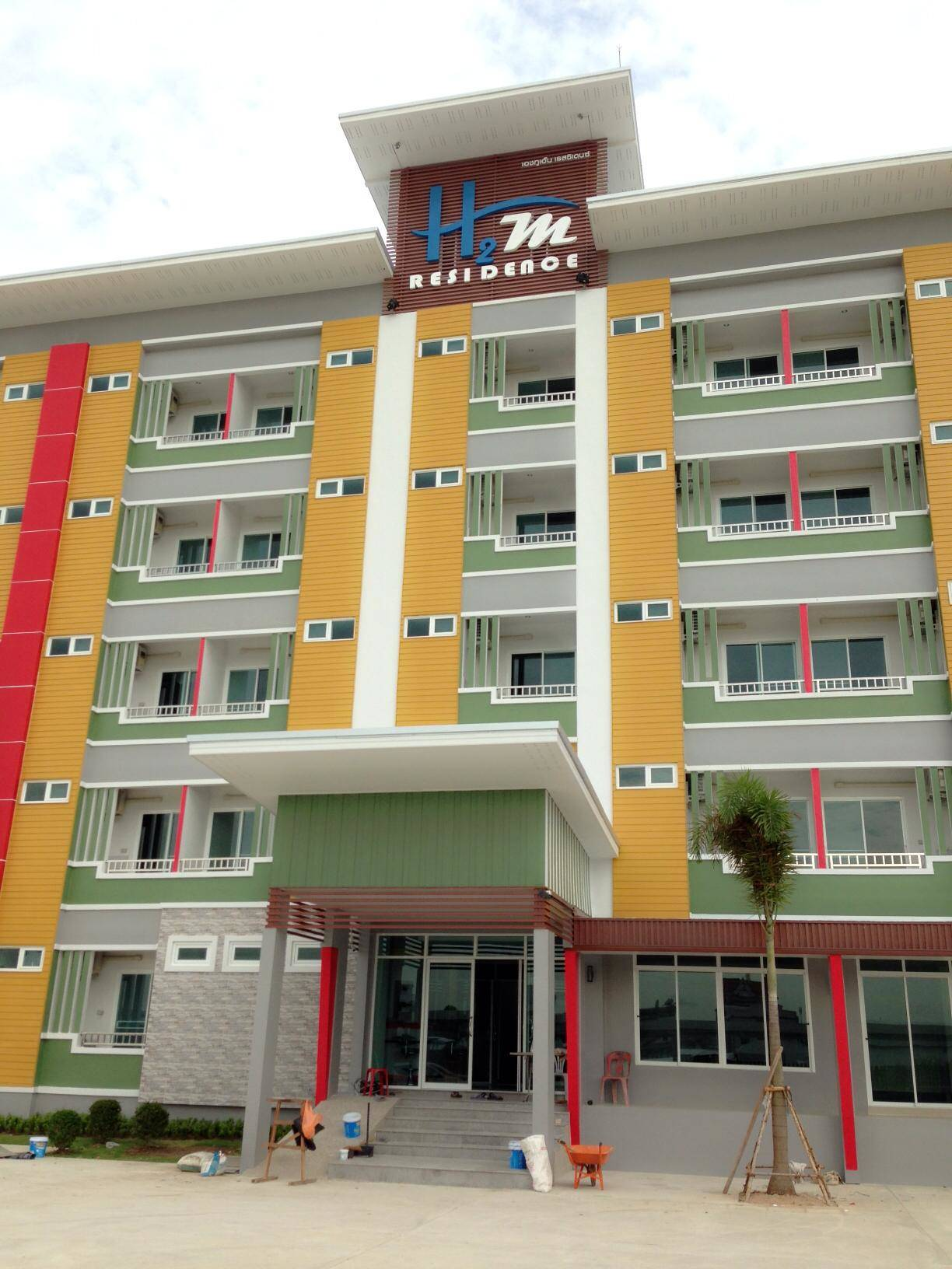 H2M Residence (serviced apartment)