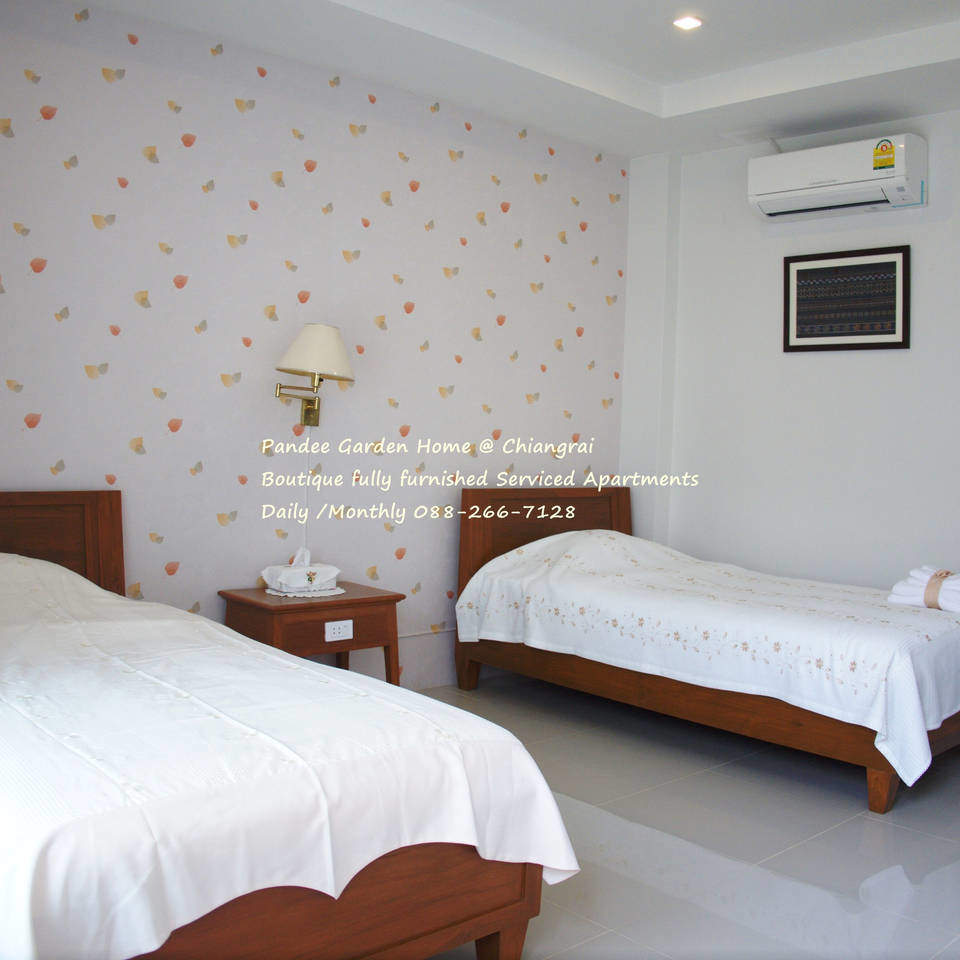 Pandee Garden Home (serviced apartment)
