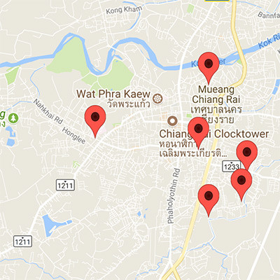 Chiang Rai Apartment Guide