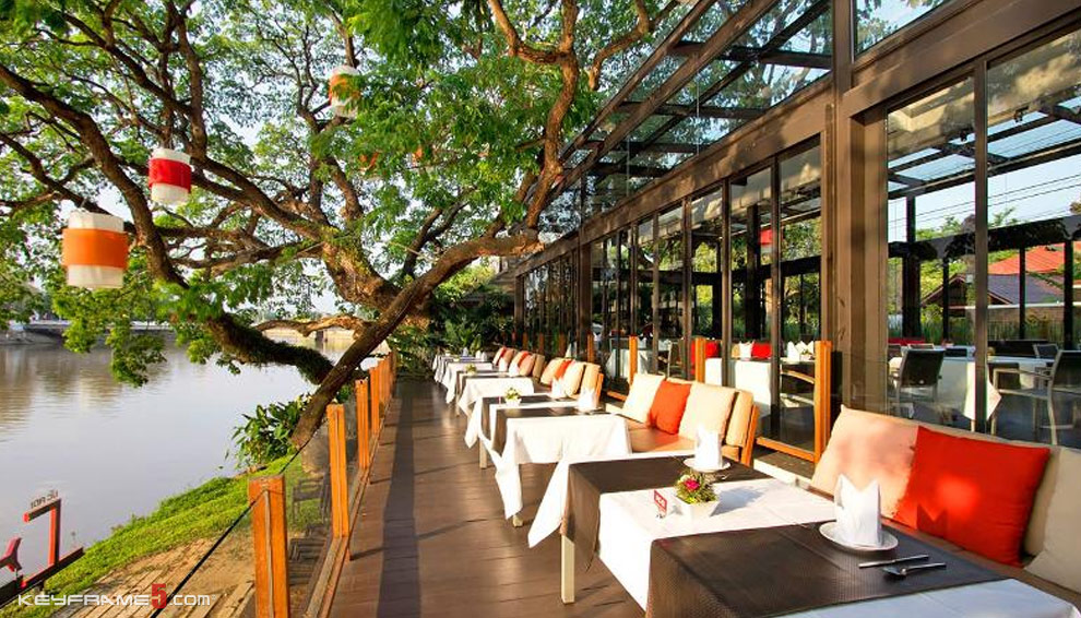 Chiang Mai Riverside 5-star hotel