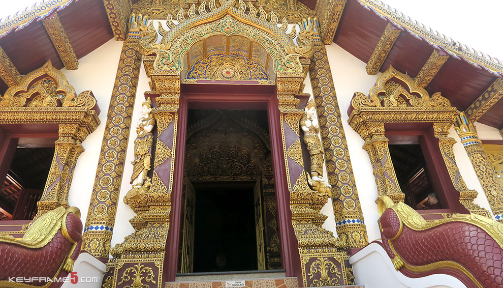 Thai temples - - Living in Thailand Pros and Cons