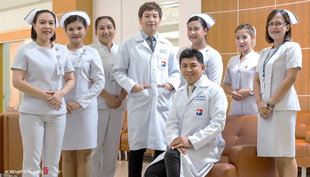 Thai doctors and hospitals - Living in Thailand Pros and Cons