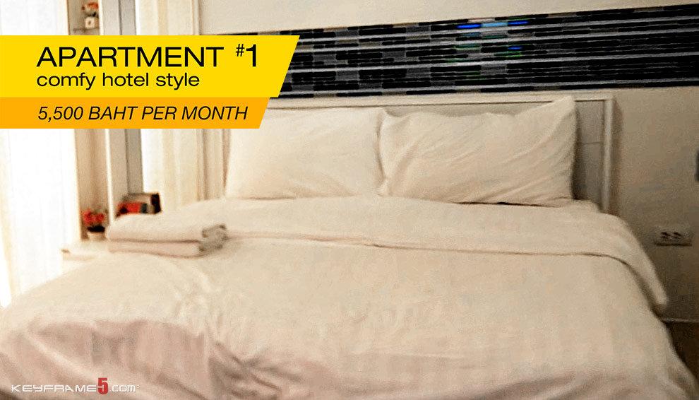 #1 Apartment Rentals in Hua Hin Thailand