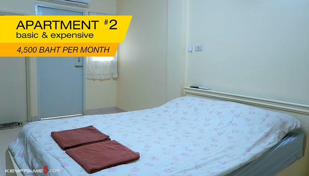 #2 Apartment Rentals in Hua Hin Thailand