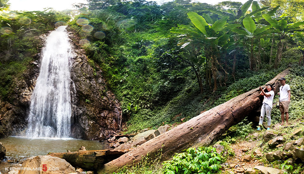 Khun Korn Waterfall in Chiang Rai