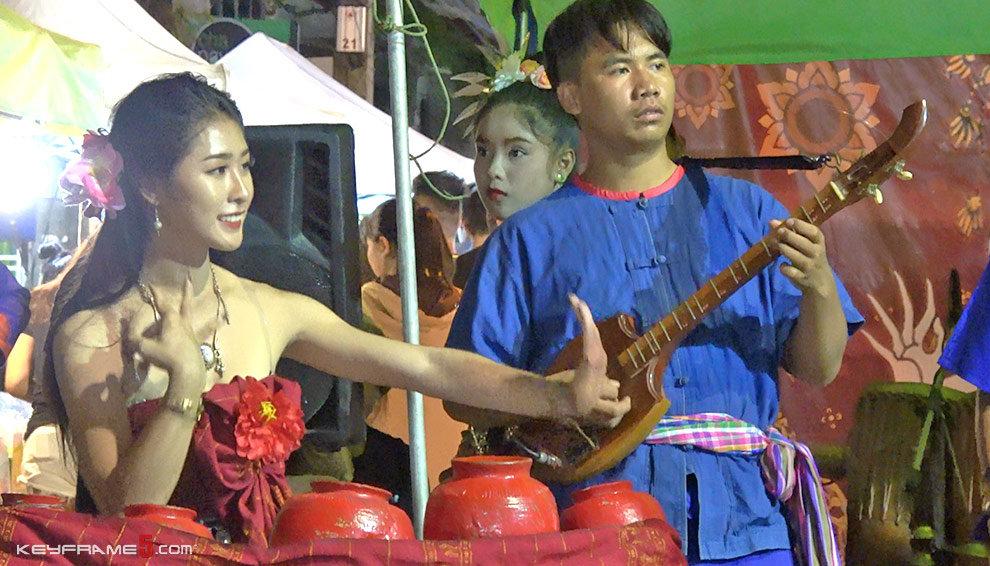 Chiang Rai Night Market