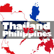 Thailand or The Philippines?<br />Best place to find love, retire & live