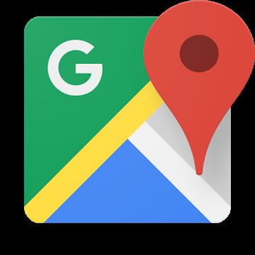 Google Map Logo