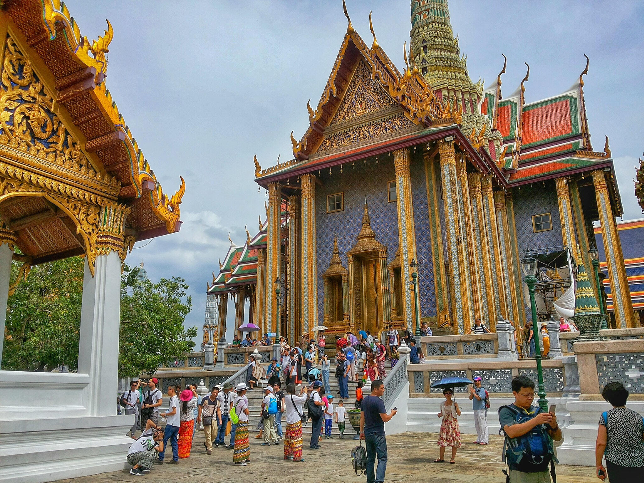 Thailand Tourist Trap #2 - The Grand Palace, Bangkok