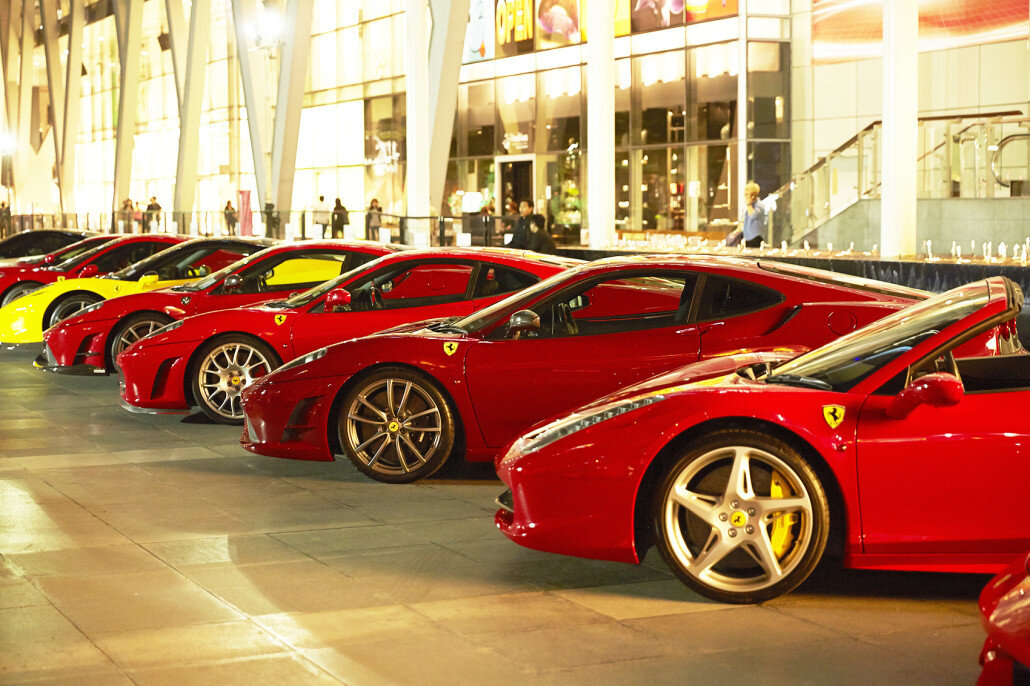 Thailand baning imported luxery used super cars