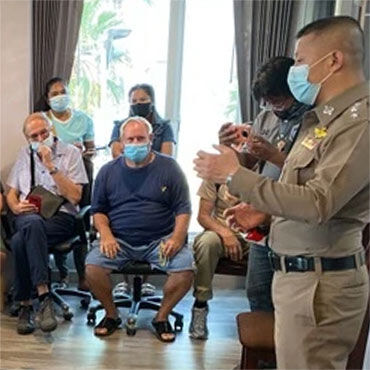 Scam in Pattaya – ฿130 Million Retirement, Bank & Investment Scam