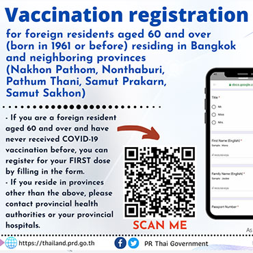 Thailand News: All Foreigners To Get Vaccination