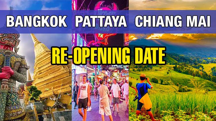 Thailand Re-opening Update - October 2021