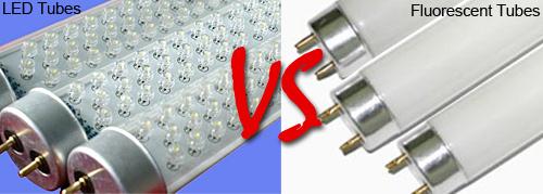 LED vs. Fluorescent – Keyframe5